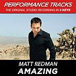 Matt Redman Amazing (Premiere Performance Plus Track)