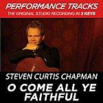 Steven Curtis Chapman O Come All Ye Faithful (Premiere Performance Plus Track)