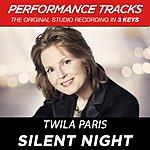 Twila Paris Silent Night (Premiere Performance Plus Track)