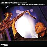 Jerry Bergonzi Simply Put