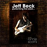 Jeff Beck Performing This Week