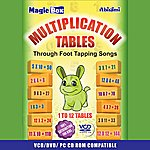 Traditional Multiplication Tables