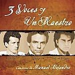 José José 3 Voces Y Un Maestro