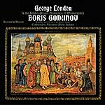 George London Mussorgsky: Boris Godunov