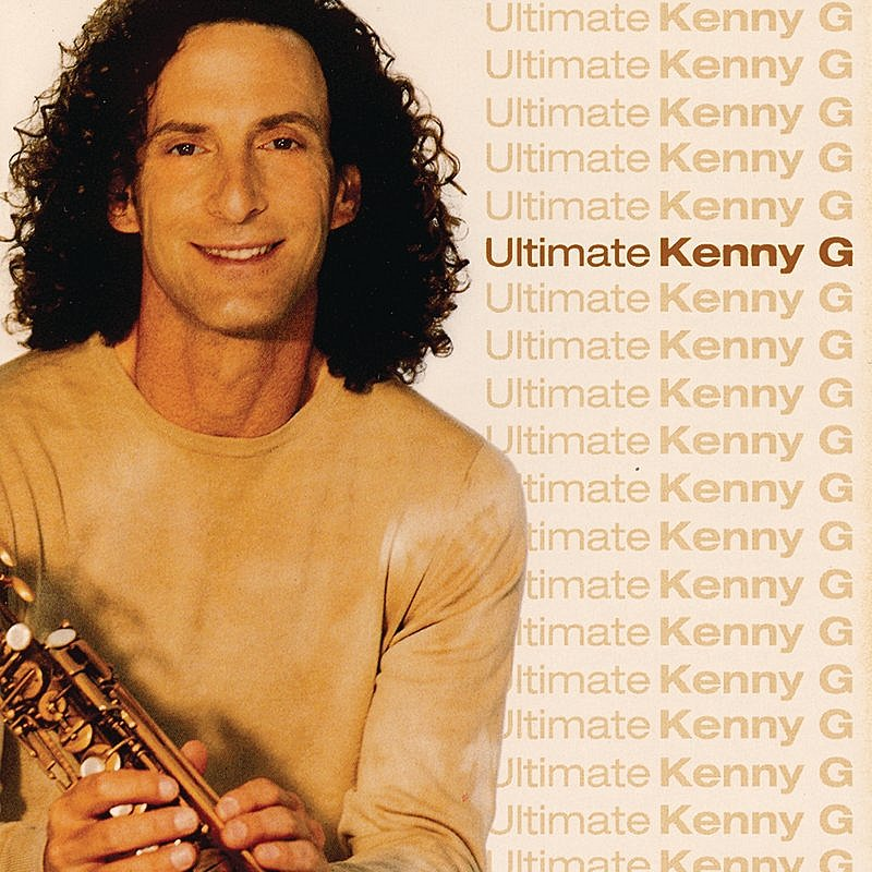 Cover Art: Ultimate Kenny G