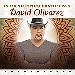 David Olivarez 15 Canciones Favoritas