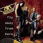 Aerosmith Fly Away From Here (4-Track Maxi-Single)