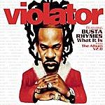 Violator What It Is (2-Track Maxi-Single)