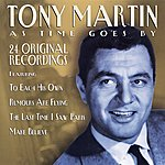 Tony Martin As Time Goes By - 24 Original Recordings