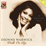 Dionne Warwick Walk On By - 20 Greatest Hits
