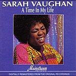 Sarah Vaughan A Time In My Life