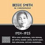Bessie Smith Complete Jazz Series 1924 - 1925