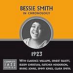 Bessie Smith Complete Jazz Series 1923