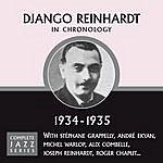 Django Reinhardt Complete Jazz Series 1934 - 1935