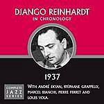 Django Reinhardt Complete Jazz Series 1937 Vol. 1