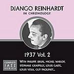 Django Reinhardt Complete Jazz Series 1937 Vol. 2