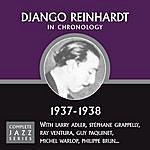 Django Reinhardt Complete Jazz Series 1937 - 1938