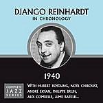 Django Reinhardt Complete Jazz Series 1940