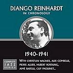 Django Reinhardt Complete Jazz Series 1940 - 1941