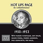 Hot Lips Page Complete Jazz Series 1950 - 1953