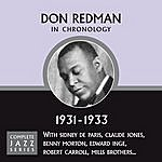 Don Redman Complete Jazz Series 1931 - 1933