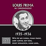 Louis Prima Complete Jazz Series 1935 - 1936