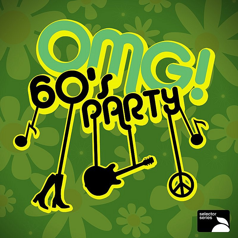 Cover Art: OMG! '60s Party