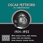 Oscar Pettiford Complete Jazz Series 1954 - 1955