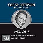 Oscar Peterson Complete Jazz Series 1952 Vol. 2