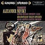 Fritz Reiner Prokofiev: Alexander Nevsky; Khachaturian: Violin Concerto