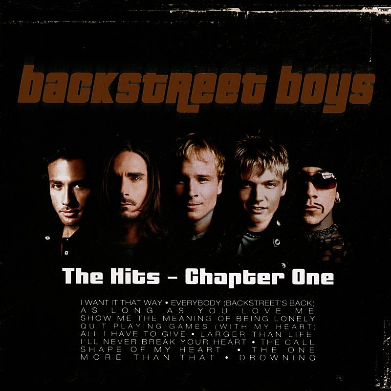 Cover Art: The Hits: Chapter One