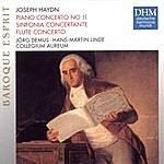 Jörg Demus Haydn: Piano Concertos d-Major
