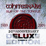 Whitesnake Slip Of The Tongue: 20th Anniversary Deluxe Edition (Remastered)