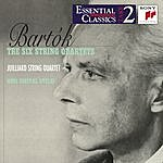 Juilliard String Quartet Bartok: String Quartets (Complete)