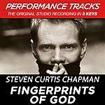 Steven Curtis Chapman Fingerprints Of God (Premiere Performance Plus Track)