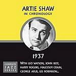 Artie Shaw Complete Jazz Series 1937