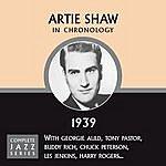 Artie Shaw Complete Jazz Series 1939 Vol. 1