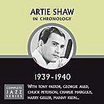 Artie Shaw Complete Jazz Series 1939 - 1940