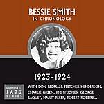 Bessie Smith Complete Jazz Series 1923 - 1924