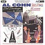 Al Cohn Four Classic Albums Plus (Mr Music / Al Cohn Quintet Ft Bob Brookmeyer / Al & Zoot / Bob Brookmeyer Ft Al Cohn) (Digitally Remastered)