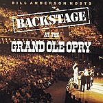 Vince Gill Bill Anderson Hosts Backstage At The Grand Ole Opry