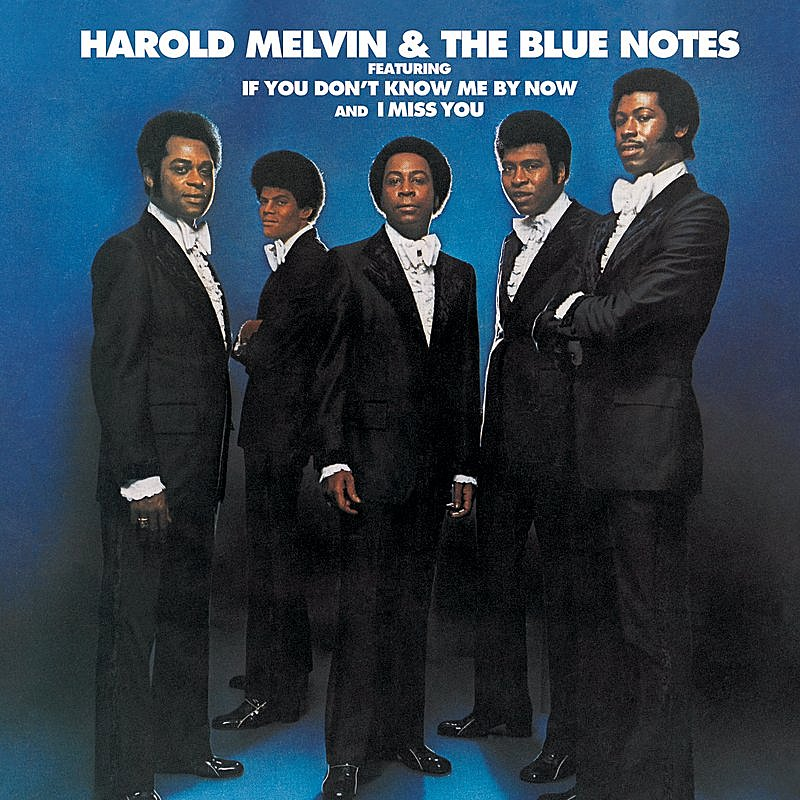 Cover Art: Harold Melvin & The Blue Notes