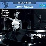 Lena Horne Famous Jazz Singers