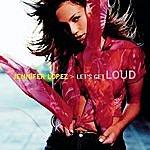 Jennifer Lopez Let's Get Loud (4-Track Maxi-Single)