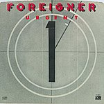 Foreigner Urgent / Girl On The Moon [Digital 45]