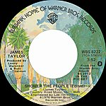 James Taylor Shower The People / I Can Dream Of You [Digital 45]