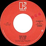 The Cars Let's Go / That's It [Digital 45]