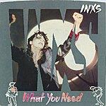 INXS What You Need / Sweet As Sin [Digital 45]