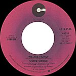 Sister Sledge We Are Family / Easier To Love [Digital 45]