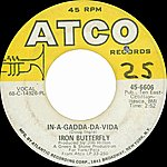 Iron Butterfly In-A-Gadda-Da-Vida/Iron Butterfly Theme